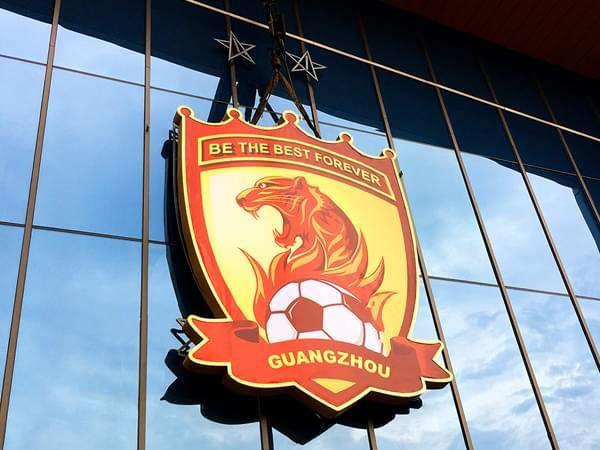 楼顶发光字的设计制作要点-广州卓盛标识